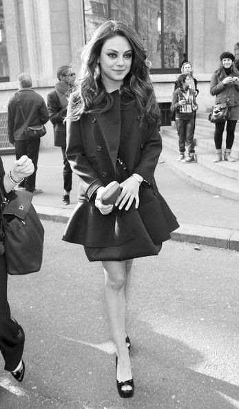 Mila Kunis, great style