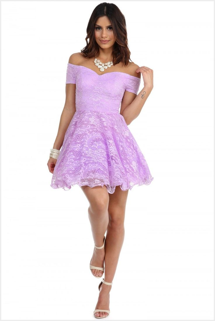 10 Recent Lavender Cocktail Dress