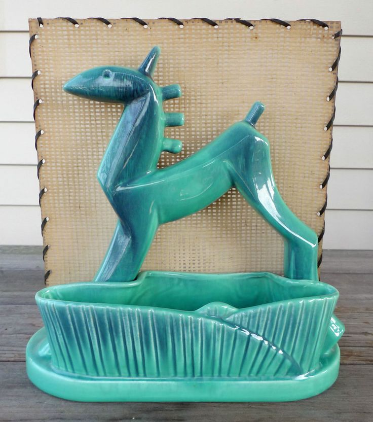 Pottery Barn Horse Bit Lamp: 44 Best Vintage Haeger Pottery Images On Pinterest