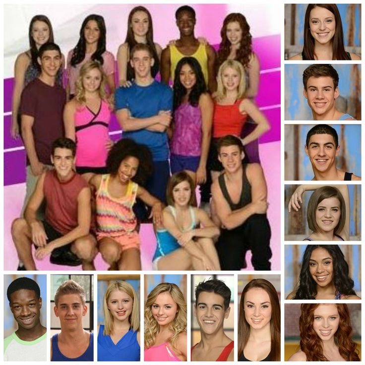 Cast of The Next Step