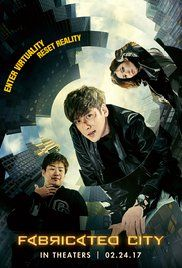 Nonton Film Korea Fabricated City (2017) Sub Indo