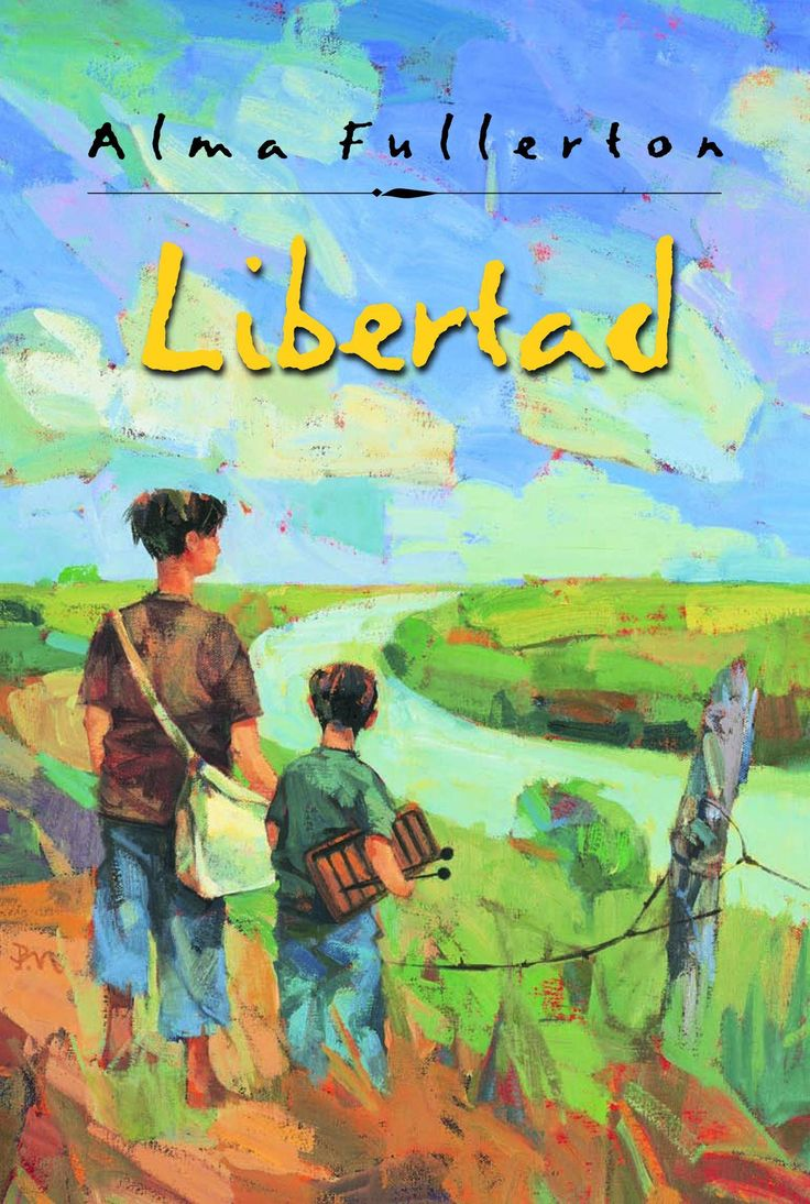 Watercolor books for kids -  Libertad 2009 Winner Of Mot S Annual Once Upon A World Children S