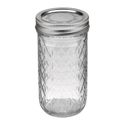Ball Mason Jar 360 ml Quilted - 3,35 EUR