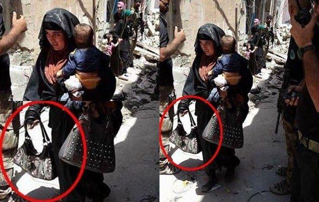 Miris, Beredar Foto Pelaku Bom Bunuh Diri ISIS Bawa Bayi Sebelum Meledakkan Diri  ForumViral.com - ISIS dikenal sebagai dikenal sebagai salah satu jaringan militan terkejam di dunia. Mereka tidak segan melakukan penyerangan hingga bom dan menebar teror di negara-negara di dunia.   #ISIS #Irak #Berita Viral #Berita Terkini #Berita Online #Berita Terpercaya #Forum Viral Berita #Berita Terupdate #Viral #Forum #berita #Hoax #Meme #Indonesia