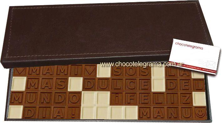 Regalos Dia de la Madre www.chocotelegrama.com.ar