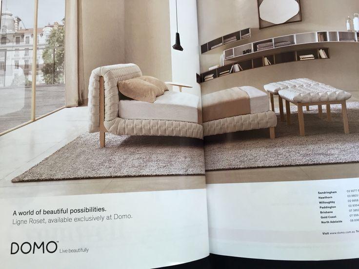 Interesting sofa