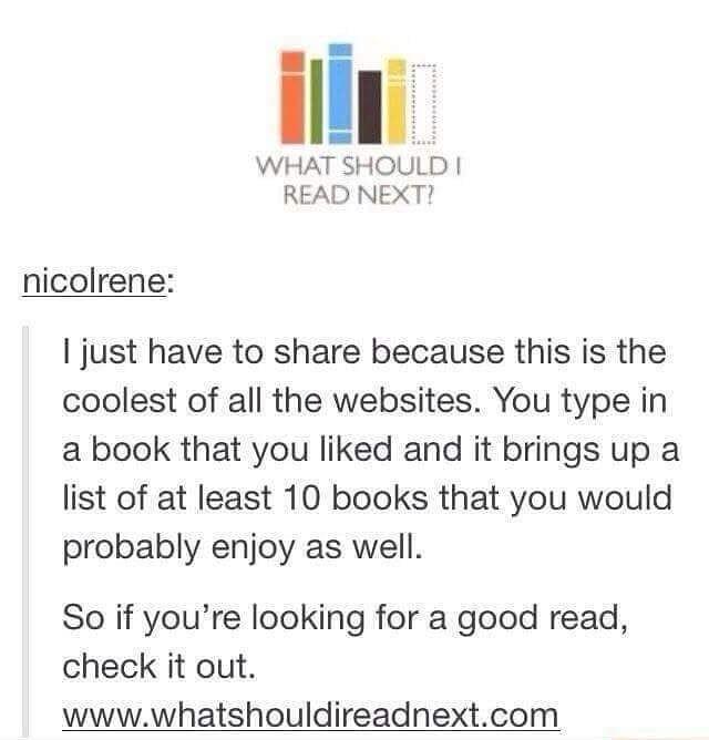Suivez @genericbooks pour des recommandations de livres – Nicole #funny #funnytumblr #tumb …   – school
