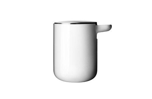 Soap Pump - Menu Design