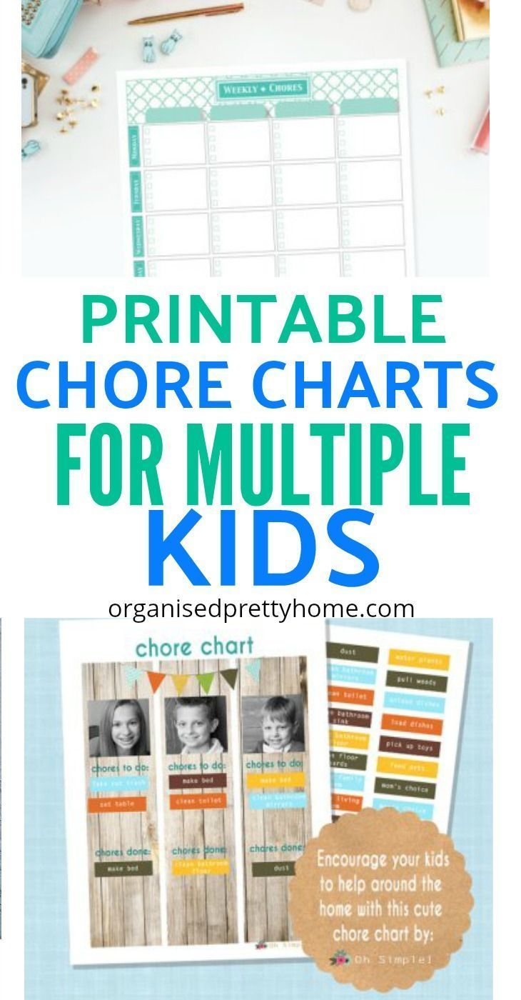 Check Out What Daily Weekly Tasks My Kids Are Learning To Do For Themselves Bonus Printable Editable Or Blank Family C Chart