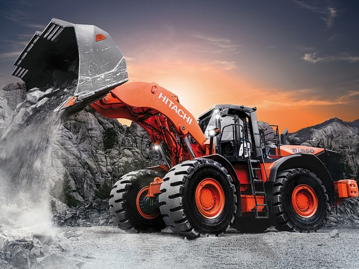 heavy equipment | Heavy Equipment 2015: Baumaschinen-Kalender in XXL