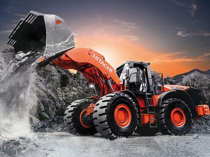 heavy equipment | Heavy Equipment 2015: Baumaschinen-Kalender in XXL