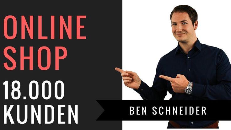 Webshop Hacks von Ben Schneider: https://hacksathon.eu Über Ben Schneider - Business Coach: Bereits mit elf Jahren startete er bereits sein erstes Online Bus...