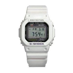Casio Women's G5600A-7 G-Shock Blue Digital Dial Shock Resistant Watch