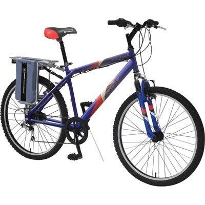 E-Zip Mountain Trailz Electric Bicycle, Model# EZ-MT8-BL  http://digitalchronicle.info/electric-scooters/e-zip-mountain-trailz-electric-bicycle-model-ez-mt8-bl/