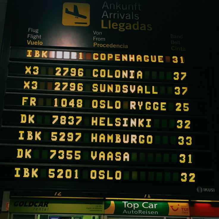 Trip. AirPort. Fly. Elida-sailing for Jesus. LAS Palmas