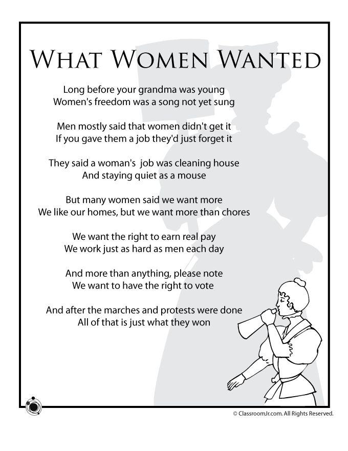 Women won