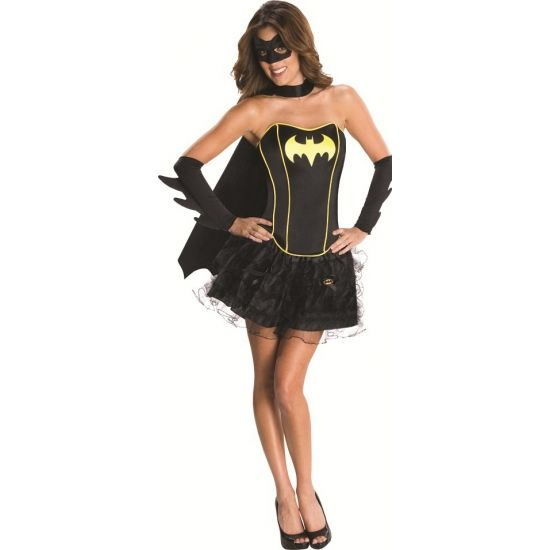 Batman kostuum voor dames. Carnavalskleding 2016 #carnaval
