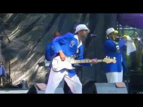 Con Funk Shun remix ~ 2014 Capital Jazz Fest