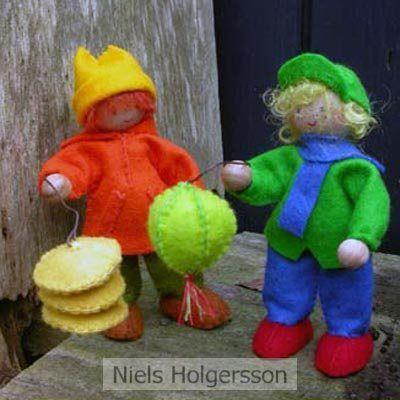 Sint Maarten dolls