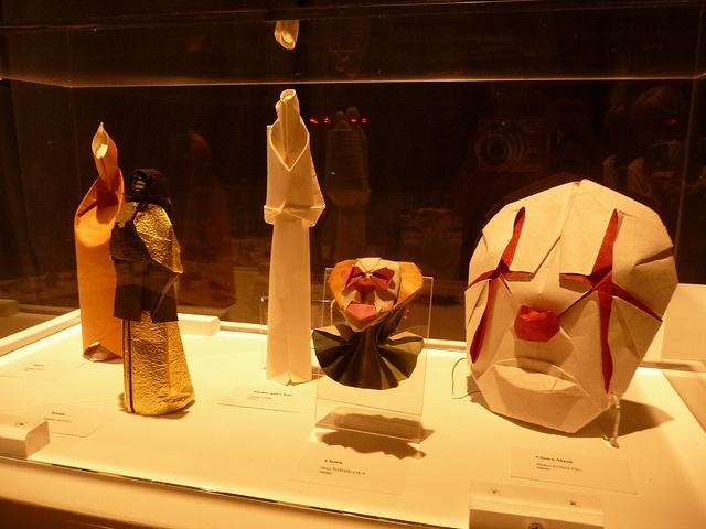 Marin County Fair Origami Exhibition   Flickr: Intercambio de fotos