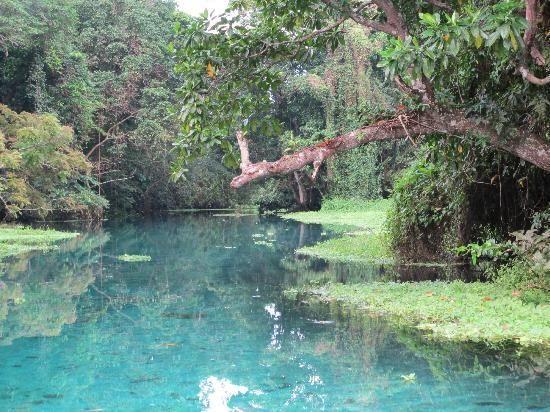 Vanuatu Bodies of Water