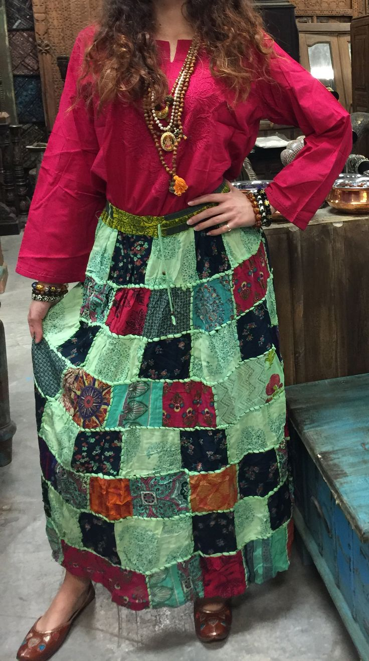 Fascinating boho skirt is made up of Rayon fabric and the color gives it a classy look ,relaxable fitting.  USA Shop Contact Us;- MOGUL INTERIOR SHOPPES AT SAN CARLOS, 19451 S. TAMIAMI TRAIL, SUITE 110 FT MYERS, FLORIDA 33908 E-mail : mogulinterior@aol.com Phone : 239-603-7777