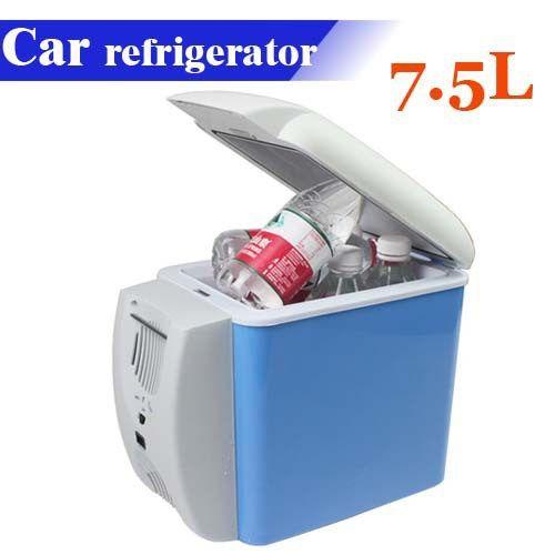 Мини холодильник в автомобиль