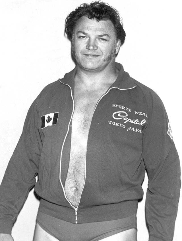 Don Leo Jonathan - professional wrestler.