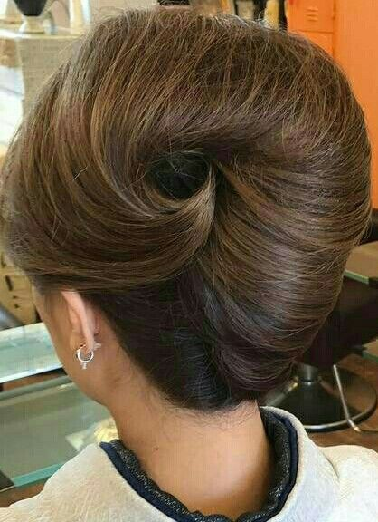 1159 Best French Twist Images On Pinterest Hair Dos