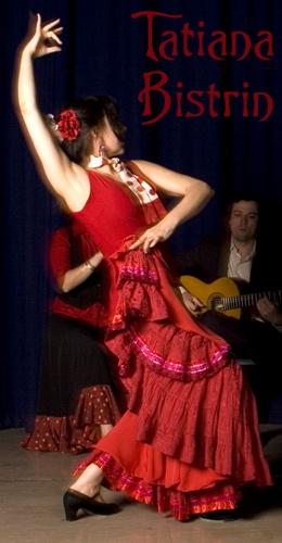 Spaanse flamenco op uw fiesta? Zend een mail naar info@paellas.be