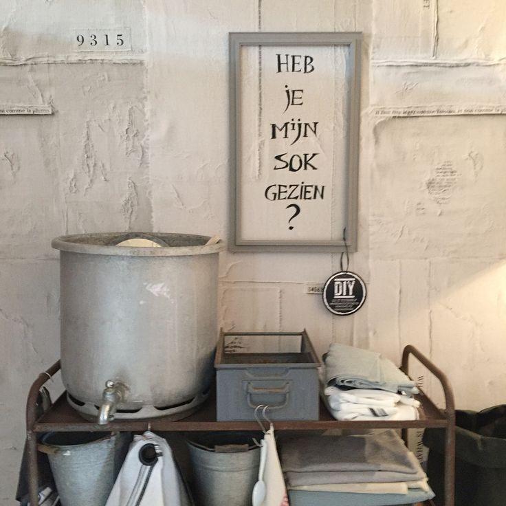 Wasruimte VTwonen huis | Peet likes