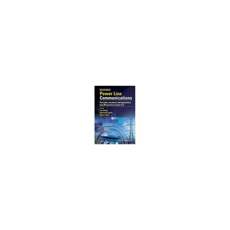 Power Line Communications : Principles, Standards and Applications from Multimedia to Smart Grid