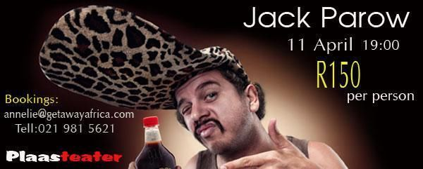 Jack Parow Live Show in Cape Town (Plaasteater)   Brackenfell   Gumtree South Africa   110056478
