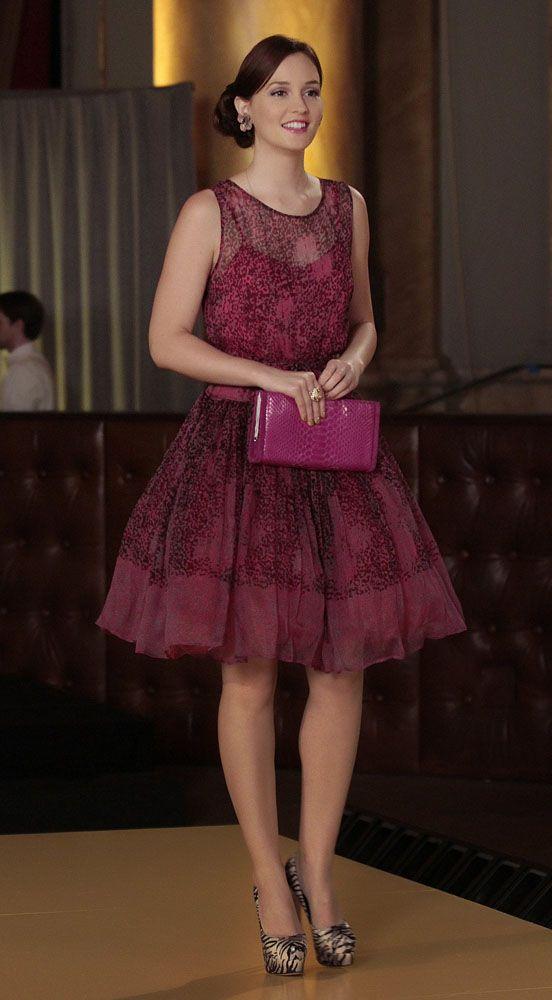Gossip girl season 6 yellow dress maxi