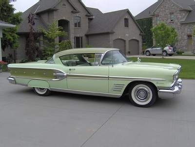 The PontiacParisienne Sports, Classic Cars, Awesome Pictures, Carse Trucks Motorcycles Boats, Pictures Online, Carse 2, Chrome Rocket, 1958 Pontiac, Giants Chrome