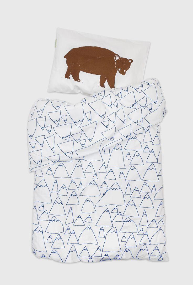 bruno/mountains bed set