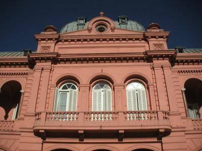 Casa Rosada - Evita's Balcony
