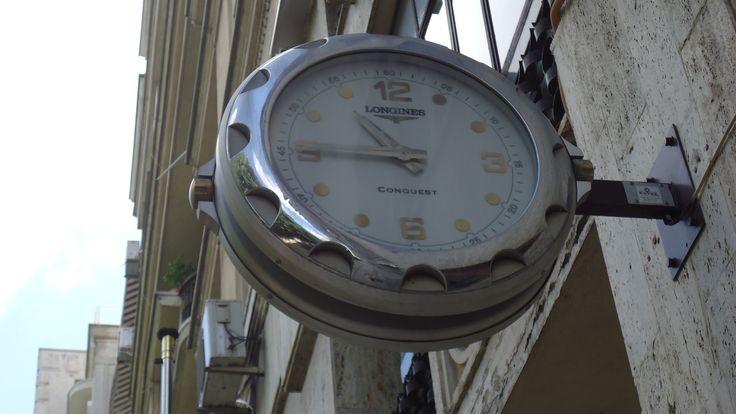 Longines - on the Bucharest #Romania