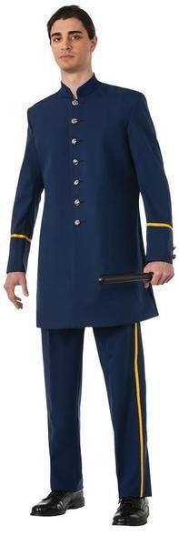 Keystone Cop Costume Xlarge