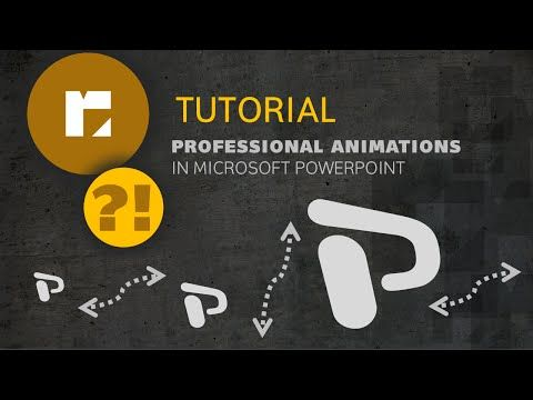 39 best microsoft powerpoint images on pinterest after effects tutorial professional animations in powerpoint hd youtube toneelgroepblik Image collections