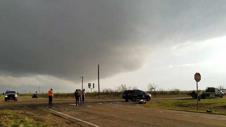 Tornado chasers in Texas crash vehicles, 3 people killed  www.firstaidkitexpress.com