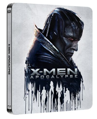 X-MEN : APOCALYPSE (hmv Exclusive) LIMITED EDITION STEELBOOK BLU-RAY INCLUDED 2D AND 3D (IMAGE 1)