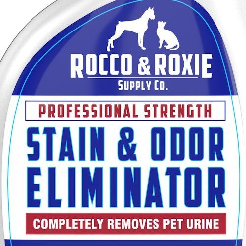Pet Odor Eliminator & Pet Urine Cleaner: Professional Strength Enzyme…