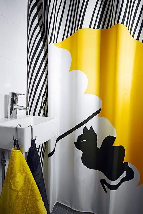 Yellow. Huvila Collection By Polkka Jam Via Uusi Muste.