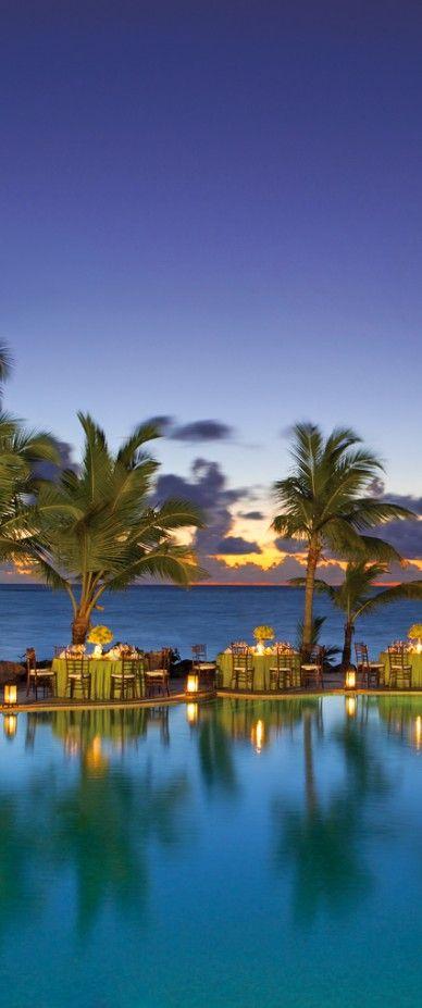 Punta Cana, Dominican Republic - Becoming one of the most popular Caribbean destinations.  ASPEN CREEK TRAVEL - karen@aspencreektravel.com