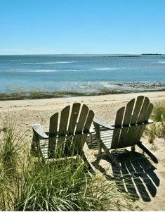 Penfield Beach, Fairfield, CT  MY idea of peace......