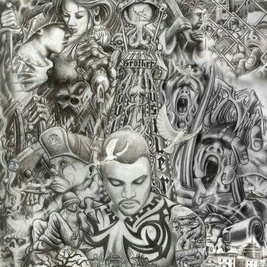 Pin By APACHE On PRison Art