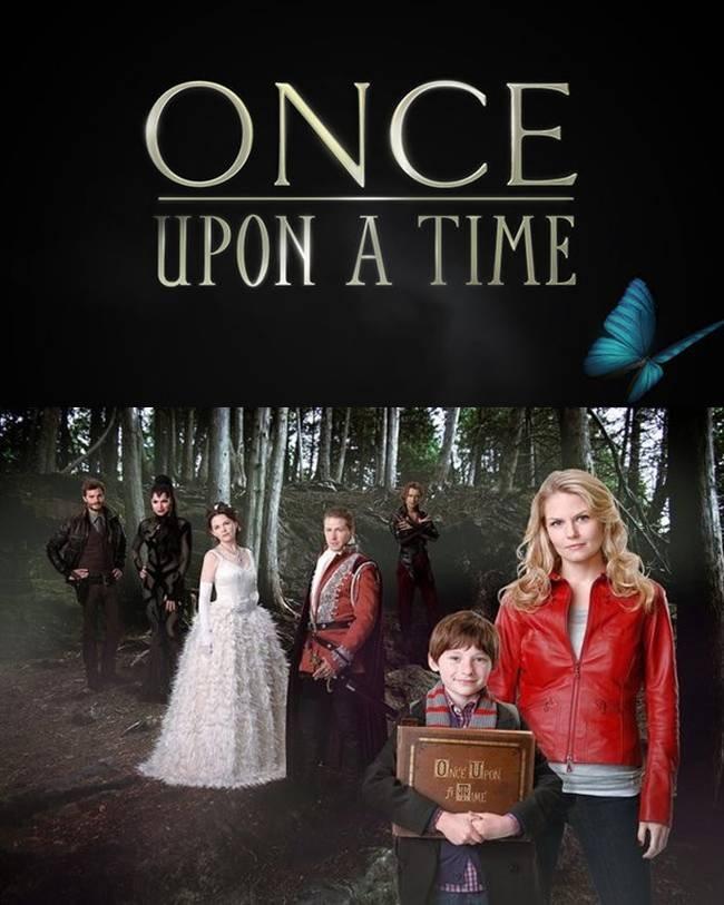 Once Upon A Time... c'era una volta, per chi è cresciuto con le favole le ritrova in questa stupenda serie con un incastro magnifico fra tutte le storie, rievocando la fantasia e portandola nei giorni nostri, vale la pena davvero di vederlo