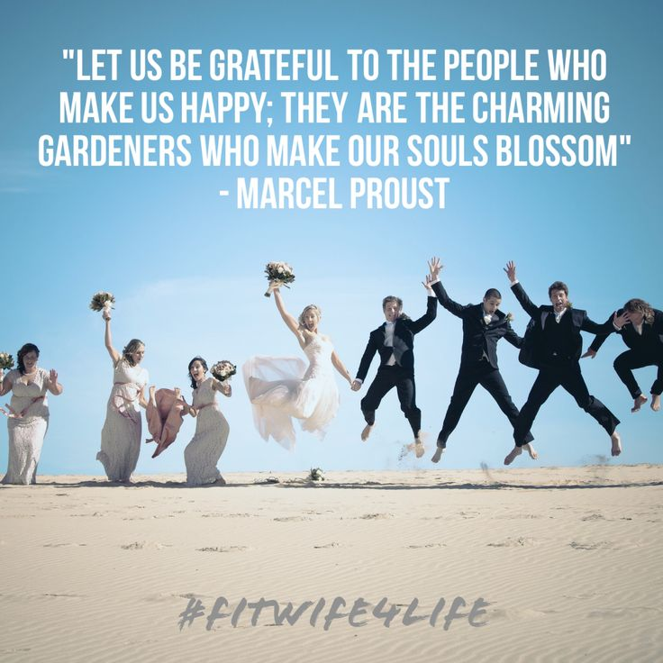 """""""Let us be grateful to the people who make us happy; they are the charming gardeners who make our souls blossom."""" ― Marcel Proust #marriageprep #happywifehappylife #thankyou #grateful #love #fitwife4life #bridaliciousbootcamp @fitwife4life"""