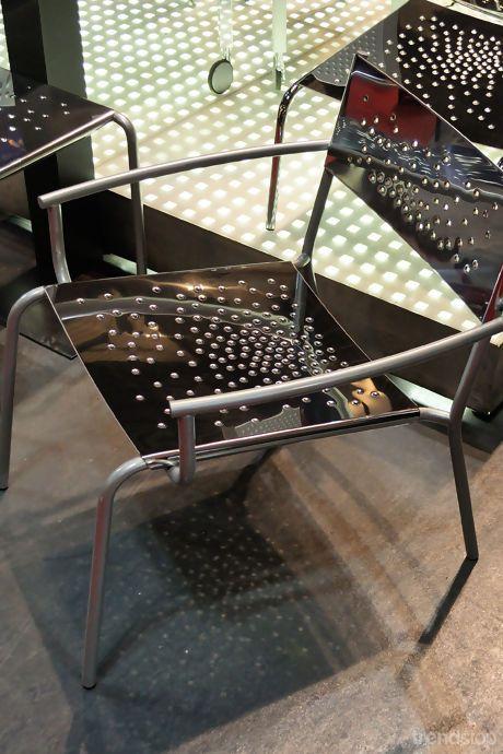 Graepel Milan Furniture Fair.